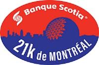 Défi caritatif — Banque Scotia 21k de Montréal