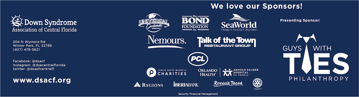 We love our Sponsors!