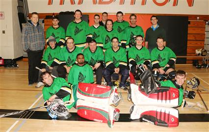 Sponsor London's Floor Hockey Teams