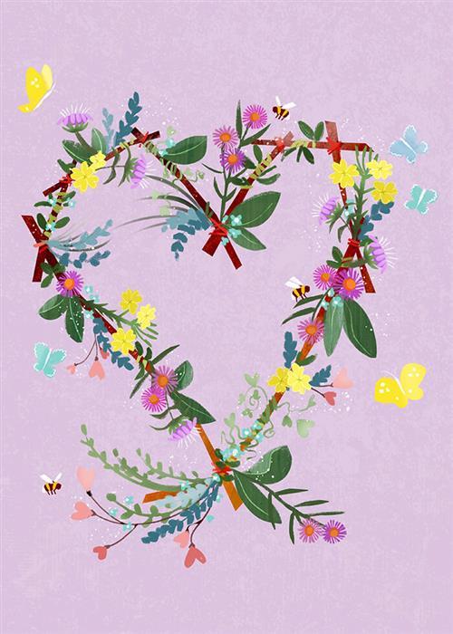 Valentine's Day e-card catalogue | David Suzuki Foundation